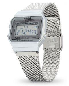 Casio Vintage Armbanduhr Digitaluhr A700WEM-7AEF neu