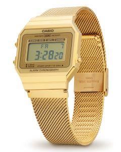 Casio Vintage Armbanduhr Digitaluhr A700WEMG-9AEF neu