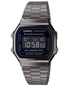 Casio Vintage Armbanduhr A168WEGG-1BEF Digitaluhr Since 1974