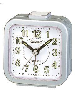 Casio Wecker analog Wake up Timer TQ-141-8EF silber