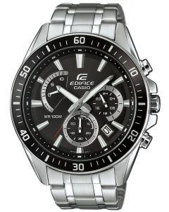 Casio Edifice EFR-552D-1AVUEF Armbanduhr Chronograph Datum