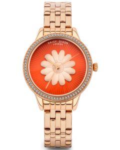 DAISY DIXON Damenuhr Armbanduhr DD100RGM rosegolden