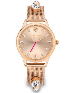DAISY DIXON Damenuhr Armbanduhr DD105RGM Meshband