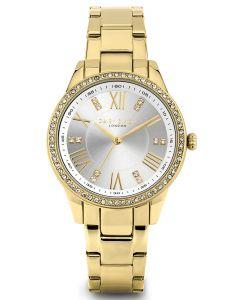 DAISY DIXON Damenuhr Modische Armbanduhr DD106GM