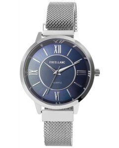 Damenuhr Excellanc Armbanduhr Meshband