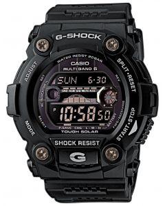 Casio Uhr G-Shock Herren Funk Solaruhr GW-7900B-1ER Mondphasenanzeige