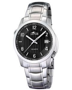 Lotus Armbanduhr Unisex Uhr 15760/4 Edelstahlarmbanduhr Datum