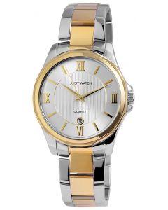 Just Watch Herren Armbanduhr Edelstahlband  JW20038-005