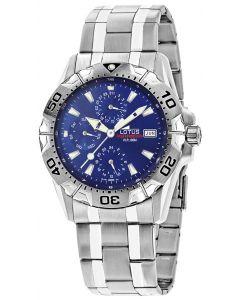 Lotus Herrenuhr Multifunktion Datum Armbanduhr 15301/2