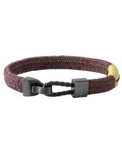 Police Herren Armband braun PJ26490BLC.01