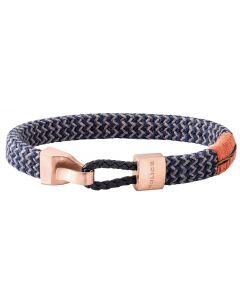 Police Herren Armband blau PJ26490BLN.02