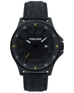 Police Herren Armbanduhr PL15384JSB.02
