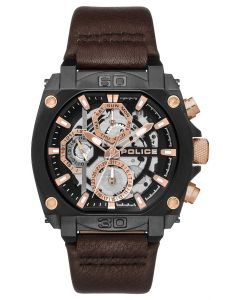 Police Herrenuhr Armbanduhr Multifunktionsuhr PL15472JSB.02