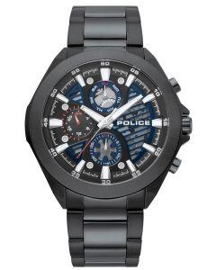 Police Herrenuhr Armbanduhr Multifunktionsuhr PL15654JSB.03M
