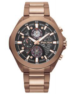 Police Herrenuhr Armbanduhr Multifunktion PL15654JSBN.61M