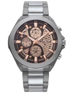 Police Herrenuhr Armbanduhr Multifunktion PL15654JSU.04M