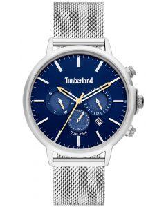 Timberland Herren Armbanduhr Edelstahl Meshband TBL15651JYS.03MM