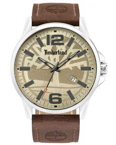 Timberland Herren Armbanduhr Lederband braun TBL15905JYS.07-G