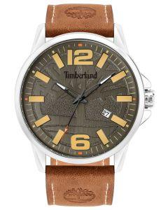 Timberland Herren Armbanduhr Lederband braun TBL15905JYS.61-G