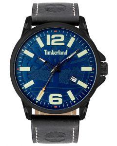 Timberland Herren Armbanduhr Lederband schwarz TBL15905JYU.03-G