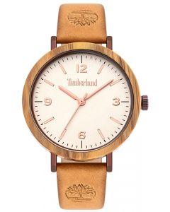 Timberland Damen Armbanduhr Lederband braun TBL15958MYBNBE.07