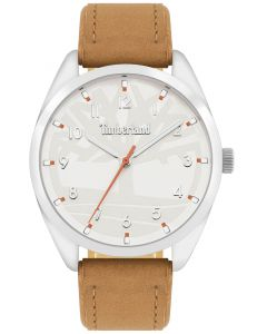 Timberland Damen Armbanduhr Lederband braun TBL15959MYS.63