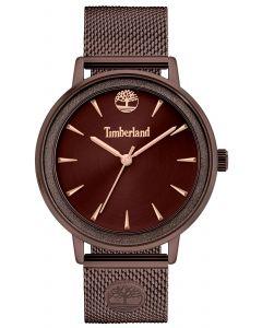 Timberland Damen Armbanduhr Edelstahl Meshband braun TBL15961MYBN.12MM