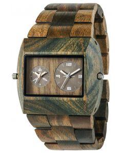 Wewood Holzuhr Armbanduhr WW02012 Jupiter RS Army