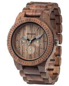 Wewood Holzuhr Uhr Kappa Nut Armbanduhr WW15005 Multifunktion