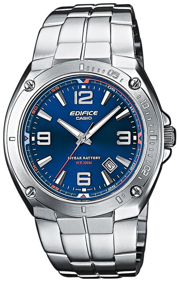 Casio Herren Uhr Edifice EF-126D-2AVEF Edelstahl Preisvergleich