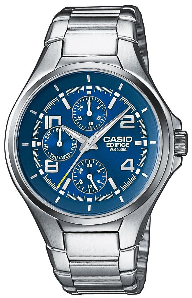 Casio Edifice Herren Uhr EF-316D-2AVEF Edelstahlarmband Preisvergleich
